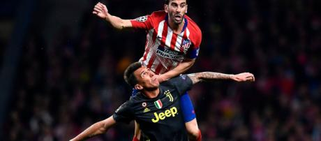 Atlético 2-0 Juventus: La defensa del Madrid está repleta de estrellas. - independent.co.uk