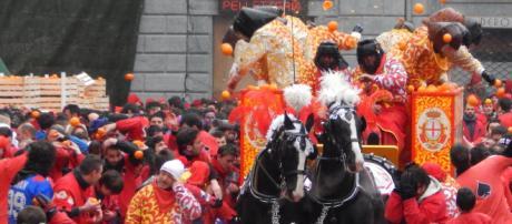 Carnevale di Ivrea in programma ai primi di marzo