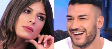 Gossip Uomini e Donne: Giulia Cavaglià beccata da una ragazza nella città di Lorenzo Riccardi