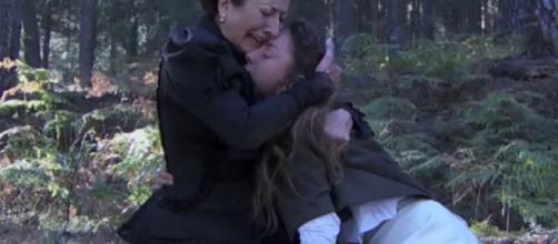 Anticipazioni Una Vita: Ursula uccide la secondogenita Olga per salvare Blanca