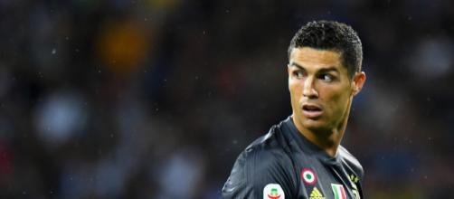 Cristiano Ronaldo, poco incisivo al Wanda Metropolitano