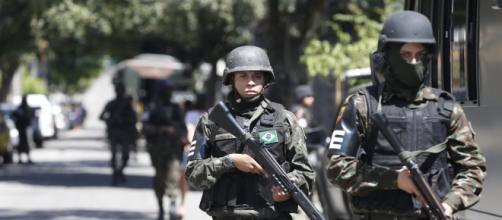 EUA quer força militar brasileira atuando para ajudar venezuelanos - (Tânia Rêgo/Arquivo/Agência Brasil)
