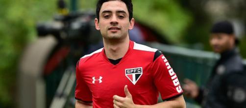 Jogador Daniel Corrêa, assassinado em 2018. (Foto: Divulgação São Paulo Futebol Clube)
