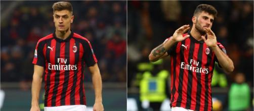 Piatek e Cutrone si giocano una maglia da titolare nella sfida contro l'Empoli