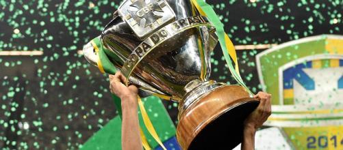 Taça da Copa do Brasil (Reprodução)