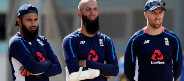 England vs West Indies live stream on Sky Sports channel (Image via ICC/Twitter)