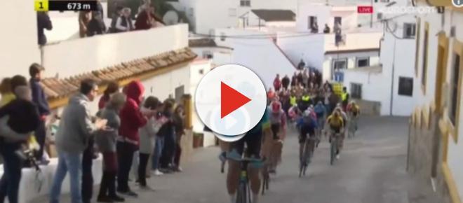 Vuelta Andalucia: colpo di Tim Wellens nella prima tappa, bene Canola (VIDEO)
