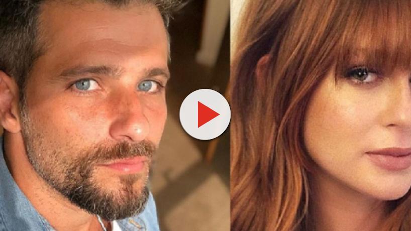 Bruno Gagliasso evita Marina Ruy Barbosa nos bastidores da novela, diz Leo Dias