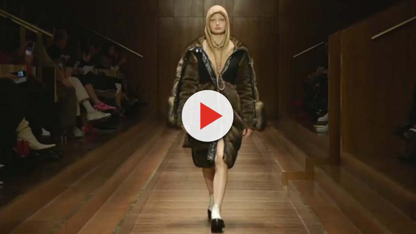 Burberry forced to apologize for hoodie with noose
