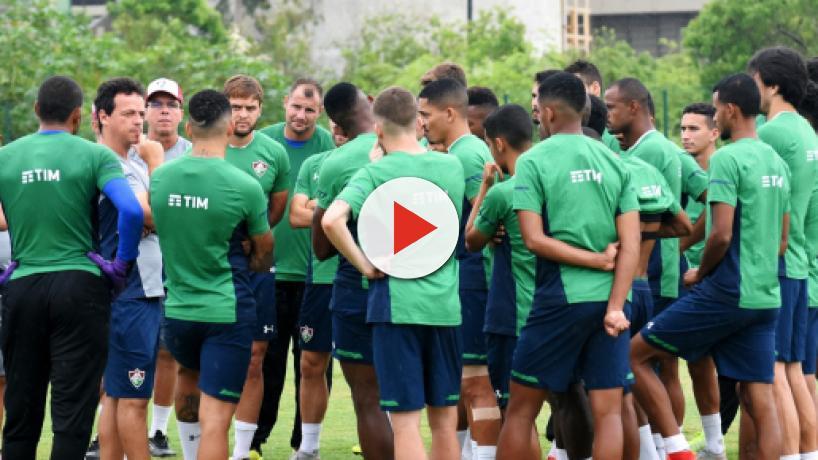 Jogadores do Fluminense faltam a treino em protesto contra salários atrasados