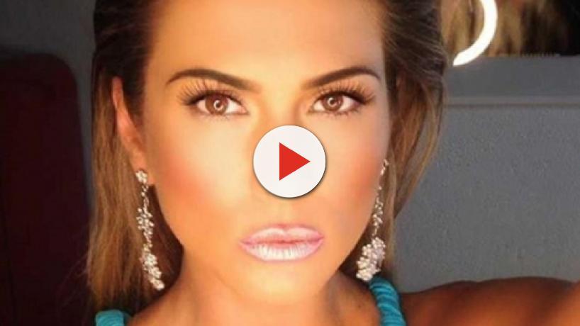 Livia Andrade é chamada de amante na internet e rebate em vídeo: 'nunca precisei de homem'