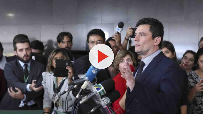 Sergio Moro diz que 'no mundo real' governo não está em crise
