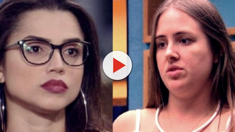 Patrícia e Paula, do BBB18, discutem e trocam farpas em rede social