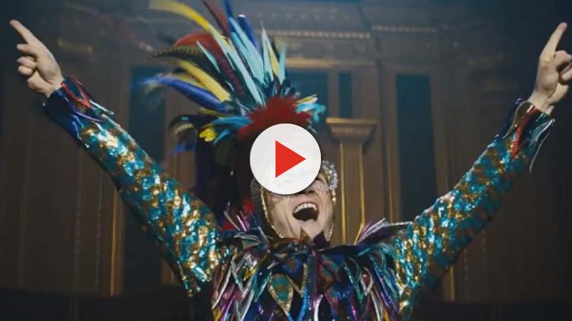 Rocketman: Taron Egerton plays Elton John in new biopic