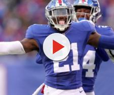 Landon Collins will be a huge free agent this summer if the Giants don't tag him. [Image via 411SportsTV]