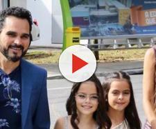 Luciano e festa das gêmeas em São Paulo (Reprodução Instagram Luciano)