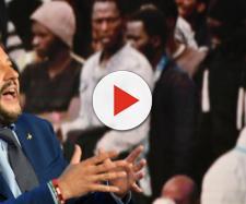 Matteo Salvini contro la mafia nigeriana