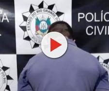 O homem foi preso devido a um mandado de prisão preventiva contra ele (foto: Divulgação/ Polícia Civil)