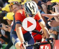 Vincenzo Nibali al Tour de France 2018