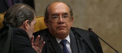 Gilmar Mendes acusa procurador da Lava Jato de querer incriminá-lo