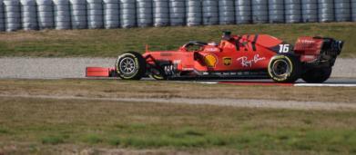 F1 test: Hulkenberg il più veloce nel day 4, primi duelli tra Hamilton e Leclerc