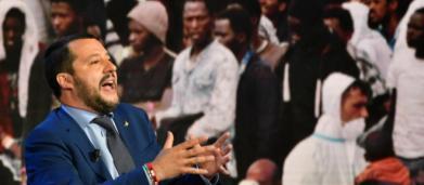 Salvini dichiara guerra alla mafia nigeriana: 'Via dall'Italia'