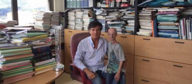 Cientista italiano com envelhecimento precoce busca cura para a doença