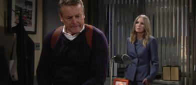 Y&R Spoilers: Doug Davidson returns March 25, Thad Luckinbill spotted on the set