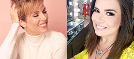 Ana Furtado terminou tratamento contra um câncer de mama. (Foto: Reprodução/Instagram)