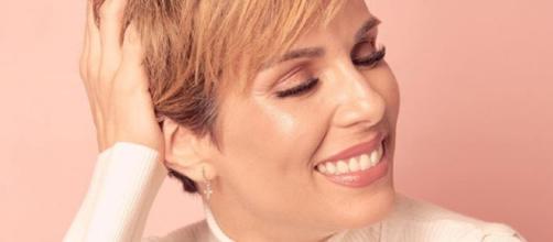 Ana Furtado com novo visual. (Reprodução/Instagram/Arquivo Pessoal)