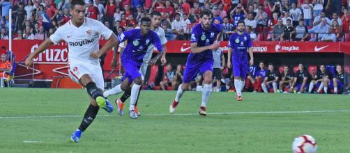 Ben Yedder, toute l'efficacité Française du FC Séville