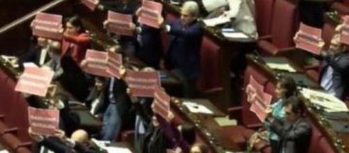 Furia Pd dopo il voto sulla mozione Tav