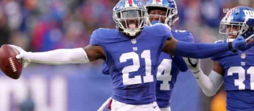 Landon Collins is trying to avoid franchise tag. [Image Credit] 411SportsTV - YouTube