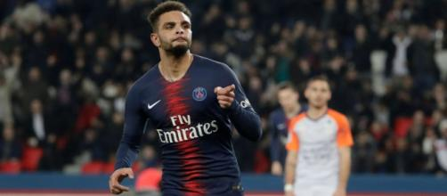 PSG-Montpellier - Layvin Kurzawa buteur