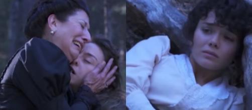 Una Vita spoiler: omicidio ad Acacias 38, Ursula pugnala a morte Olga