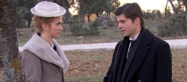 Anticipazioni Una Vita: Simon ed Elvira riescono a sfuggire dalle grinfie di Arturo
