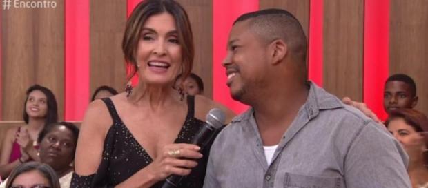 Encontro com Fátima Bernardes. (Foto: Reprodução/TV Globo)