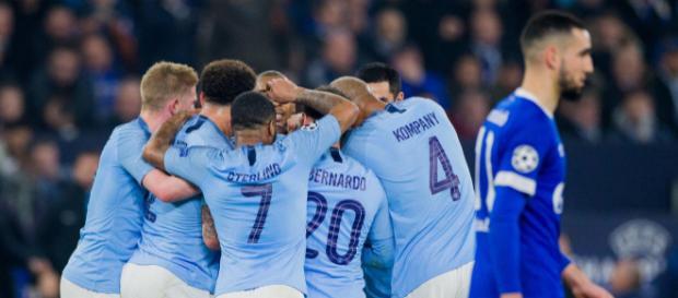 Last-Minute-Niederlage für Schalke - 2:3 gegen Manchester City ... - gmx.ch
