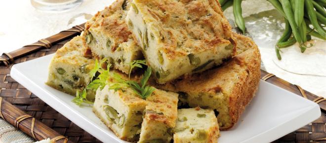 Ricetta polpettone di verdure: un delicato trito vegetariano cotto al forno
