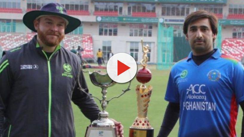 DSport live streaming Afghanistan v Ireland 1st T20 at 6 PM Thursday