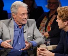 """Nachtcafé"""": Hans-Jürgen Bäumler über seine """"Straflager""""-Kindheit ... - swr.de"""