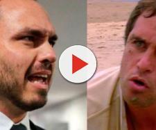 Carlos é comparado a personagem da novela Mulheres de Areia. (Foto/Reprodução)