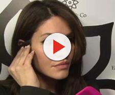Cristina Pujol llora al ver a su hijo y se enfrenta a Patiño