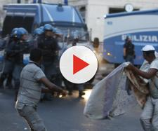 Magistrati in strada con la polizia o i carabinieri e videocamere sulle divise delle nostre Forze dell'Ordine.