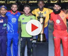 Pakistan Super League 2019 T20 : (Image via PCB/Twitter)