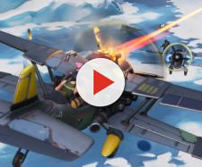 Planes will be removed from Fortnite. Credit: In-game screenshot