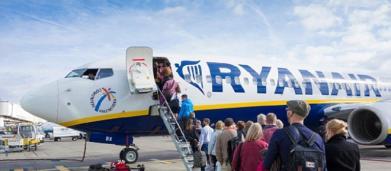 Antitrust, multa a Wizz Air e Ryanair: il trolley non si può negare