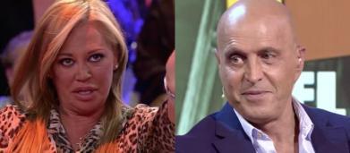 Kiko Matamoros pone en duda la credibilidad de Belén Esteban respecto a Toño Sanchís