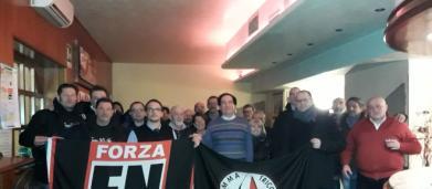Omofobia e unioni civili: 11 esponenti di Forza Nuova rinviati a giudizio a Cesena