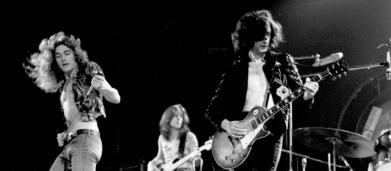 Musica, Led Zeppelin: regalo ai fan, in arrivo playlist e nome da personalizzare